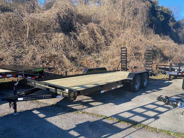 2021 Gatormade Trailers 20' Equipment Trailer