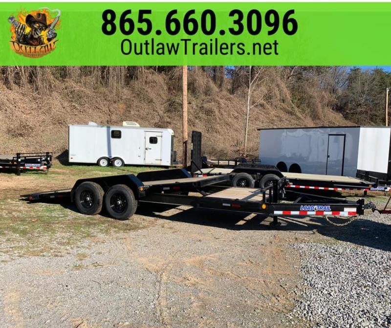New 2020 Load Trail 20' 14K Tilt-N-Go Trailer