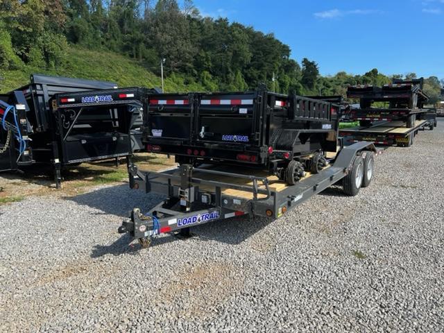 2022 Load Trail 102'' x 20' Equipment Trailer