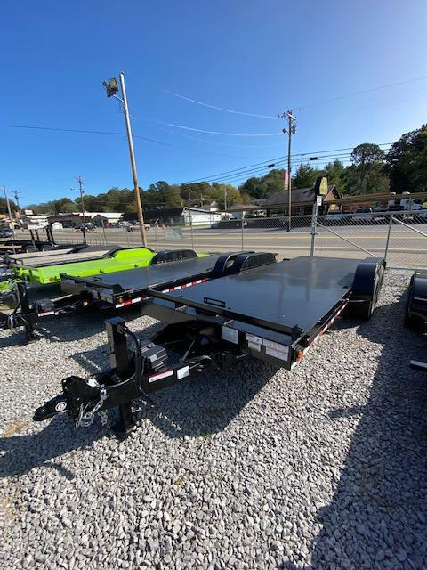 2021 Hawke Trailers 80''x20' Car / Racing Trailer