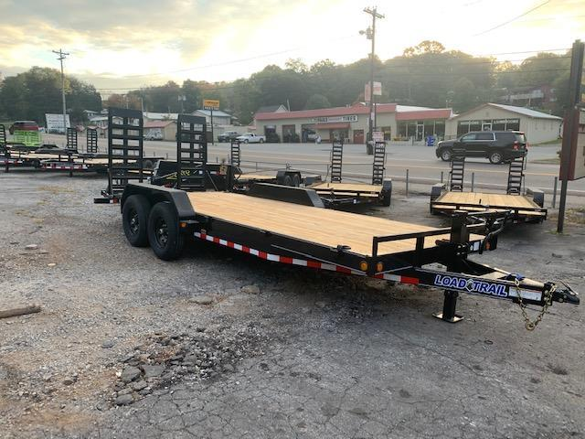 "2021 Outlaw Trailers LOADTRAIL 83"" x 20' 14000 GVWR Equipment Trailer Equipment Trailer"