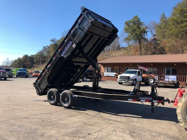 2021 Load Trail 7x16 Dump Trailer