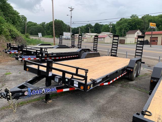 2020 Load Trail 7' x 22' 14000 GVWR Equipment Trailer