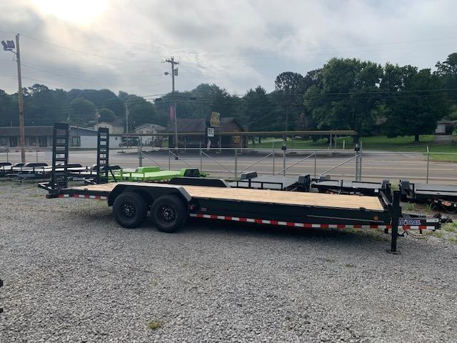 "2020 Load Trail 83"" X 24' 14000 GVWR Equipment Trailer"