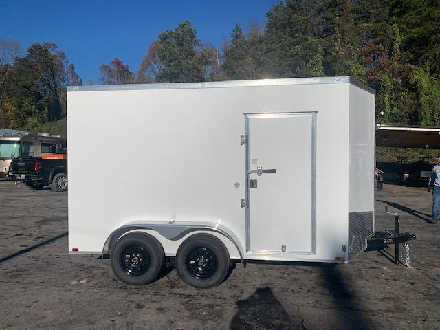 2021 Outlaw Trailers 7' x 12' W/ 7' interior height Enclosed Cargo Trailer
