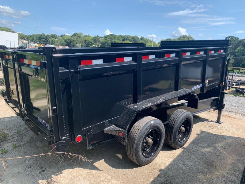 2021 Load Trail 7' x 16' 20000 GVWR Dump Trailer Dump Trailer