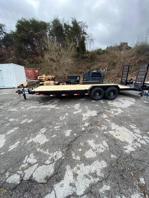 2021 Lamar Trailers 83''x22' Equipment Trailer