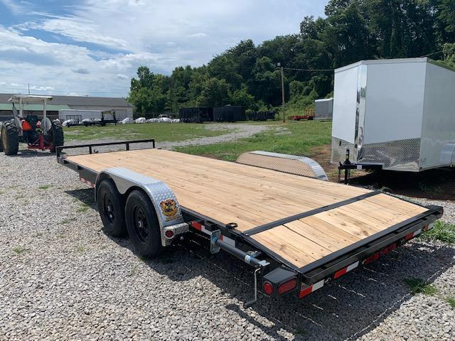 "2020 Load Trail 83"" X 20' Wood Floor Car Hauler 10000 GVWR Car / Racing Trailer"