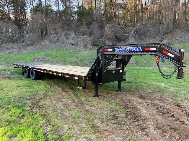 2020 Load Trail 32' HYDRATAIL Equipment Trailer