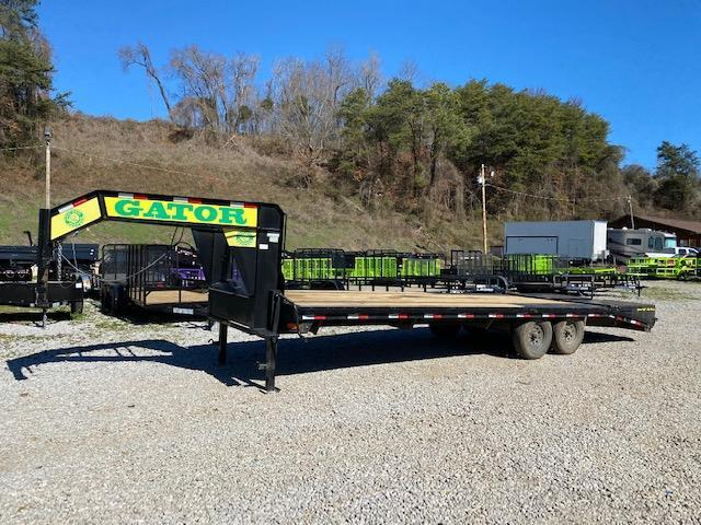 2021 Gatormade Trailers 20+5 Gooseneck Equipment Trailer