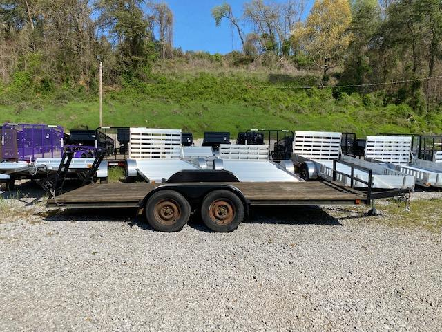 1999 Outlaw Trailers 6.4 x 16 Equipment Trailer