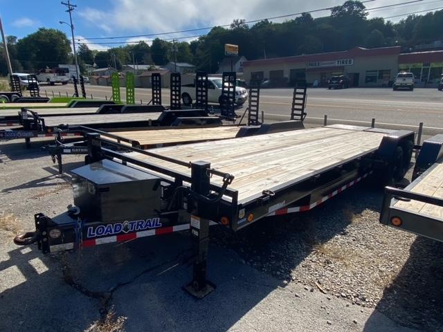 2022 Load Trail 24' Equipment Trailer