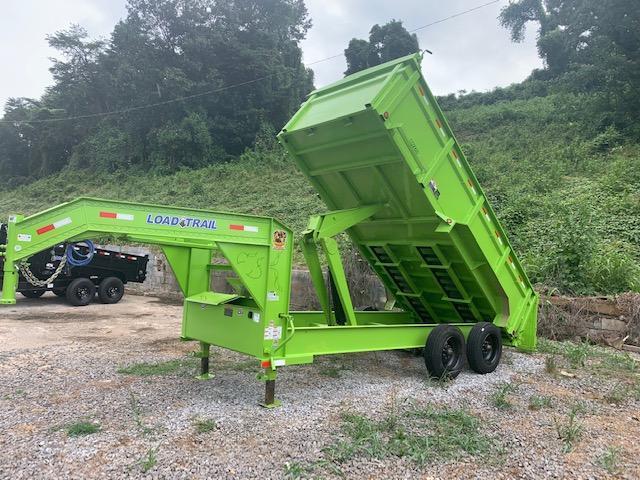 "2020 Load Trail 83"" x 16' 20000 GVWR Dump Trailer"