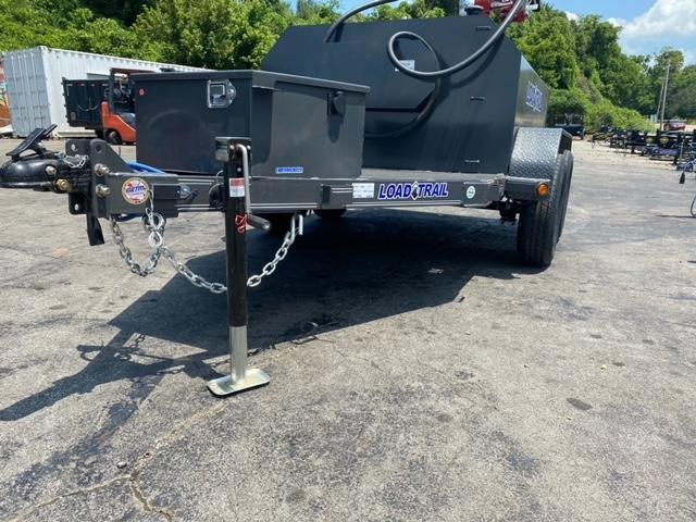 2021 Load Trail 60'' x 11' 550 Gallon Equipment Trailer