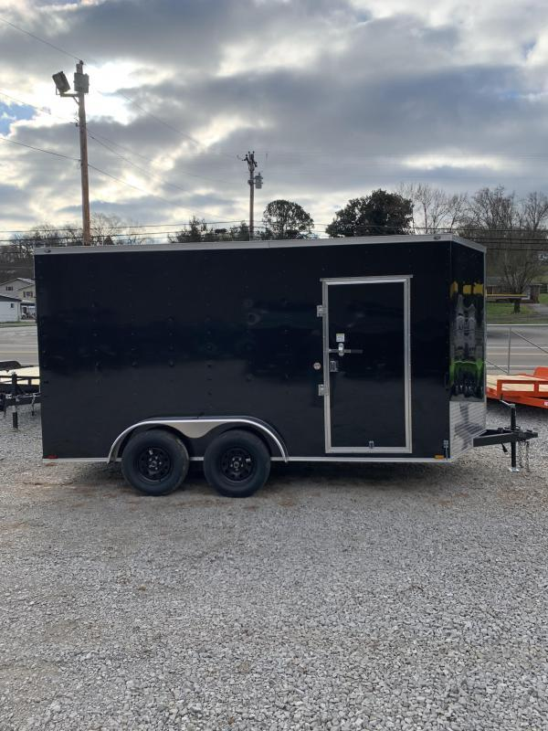 2021 Outlaw 7x14 Enclosed Cargo Trailer