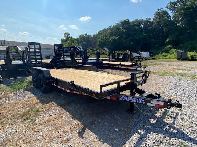 2022 Load Trail 83'' x 18' Equipment Trailer