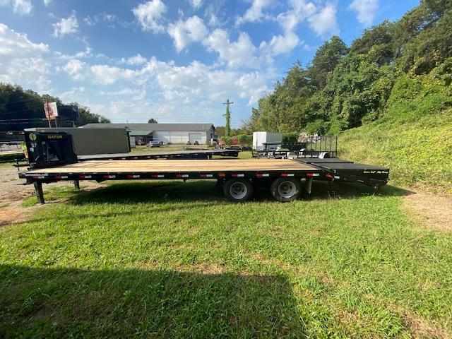 2020 Gatormade Trailers 25+5 Gooseneck Equipment Trailer