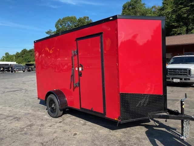 2021 Outlaw Trailers 6x12 Enclosed