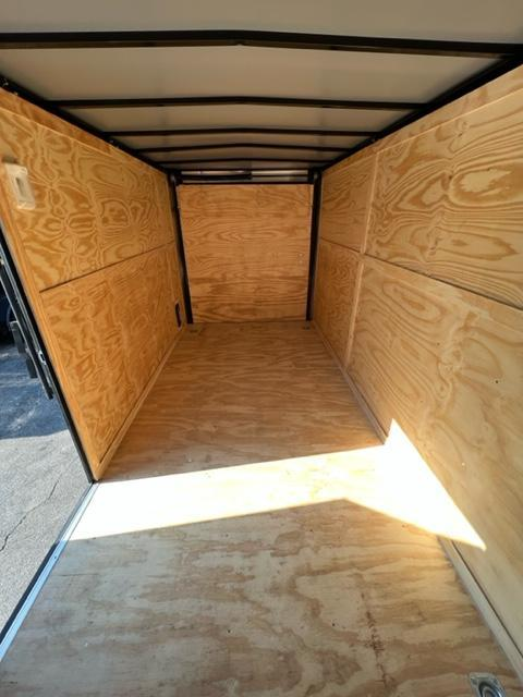 2022 Outlaw Trailers 7x14 Enclosed Cargo Trailer