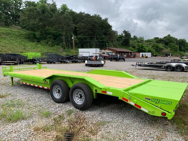 2020 Load Trail 7' x 24' 14000 GVWRW/ Drive Over Fenders Car / Racing Trailer