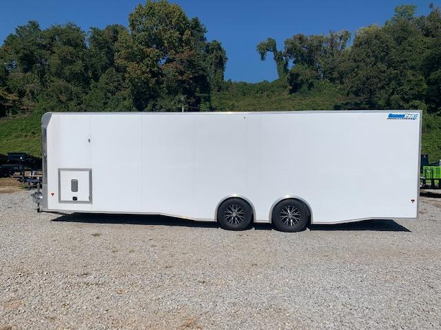 2021 Outlaw Trailers 28' Cargo Pro Enclosed Cargo Trailer
