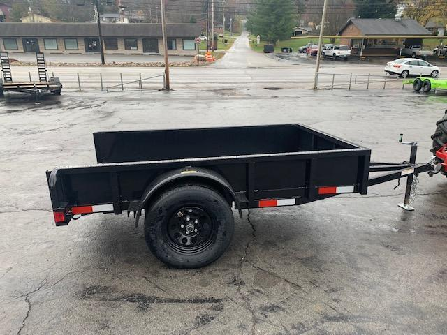 2021 Outlaw Trailers 5'x8'