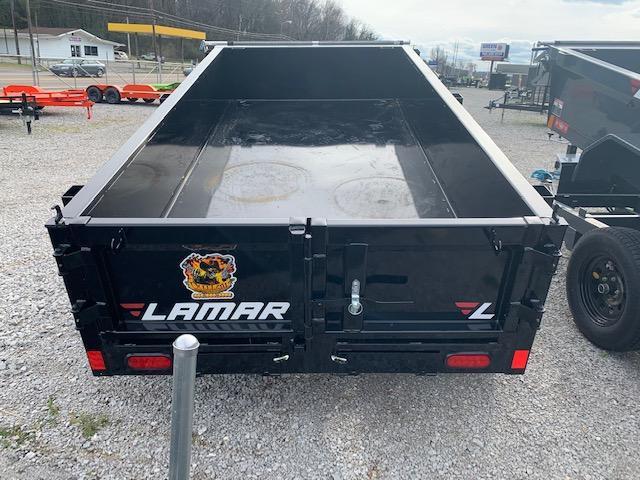 2020 Lamar Trailers 5' x 10' Dump Trailer