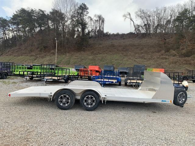 2021 Outlaw Trailers  8x18 Car / Racing Trailer