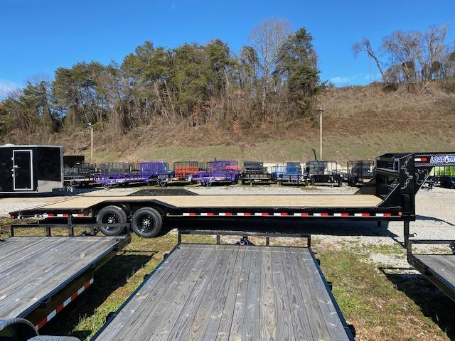 2021 Load Trail 102'' x 32' Gooseneck Car / Racing Trailer