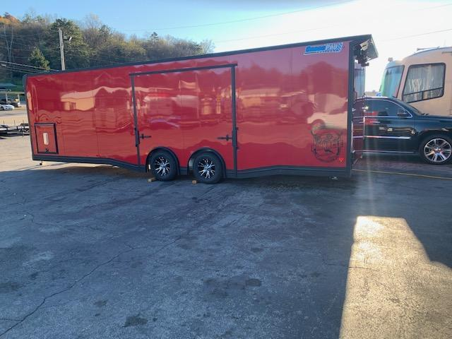 2021 CargoPro Trailers 28' 10k Enclosed Cargo Trailer