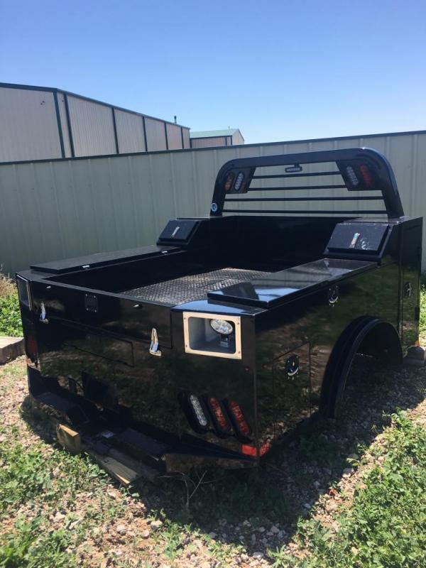 2021 Norstar SD Truck Bed