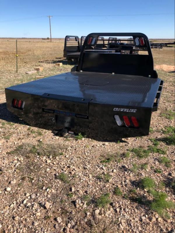 2020 Crownline (Hay Beds) Dually Spikebed Truck Bed