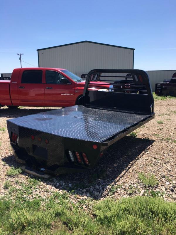 2021 Norstar SR Truck Bed
