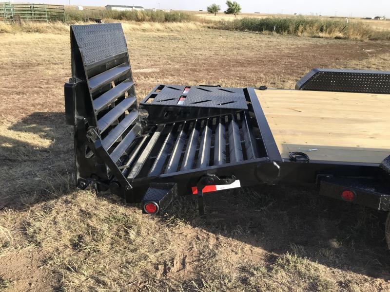 2022 Iron Bull ETB14 83x20 Equipment Trailer
