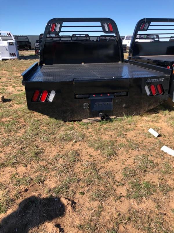 2020 Crownline (Hay Beds) Spikebed Truck Bed