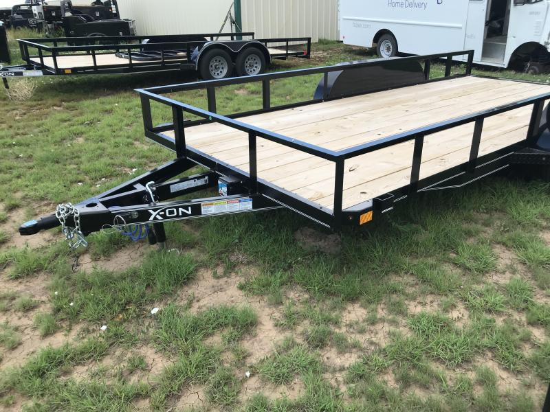 2020 X-On Utility Flatbed Trailer