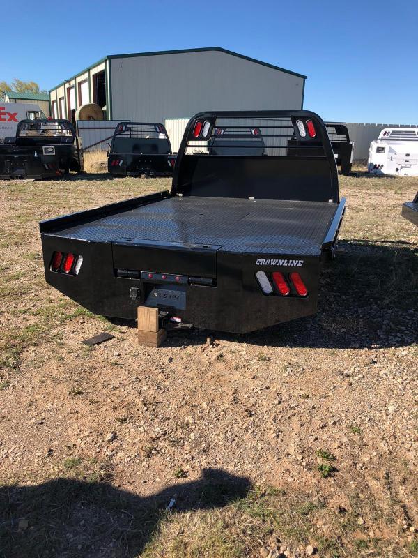 2021 Crownline (Hay Beds) Spikebed Truck Bed