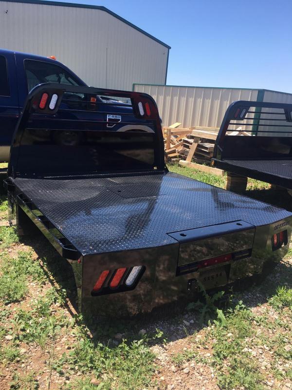 2021 Crownline (Hay Beds) SXS84 Truck Bed