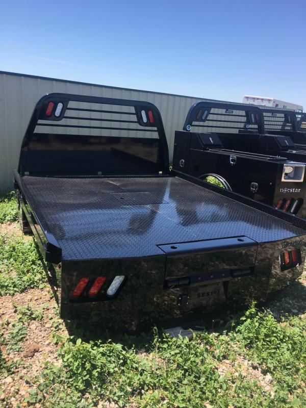 2019 Crownline (Hay Beds) SXS102 Truck Bed