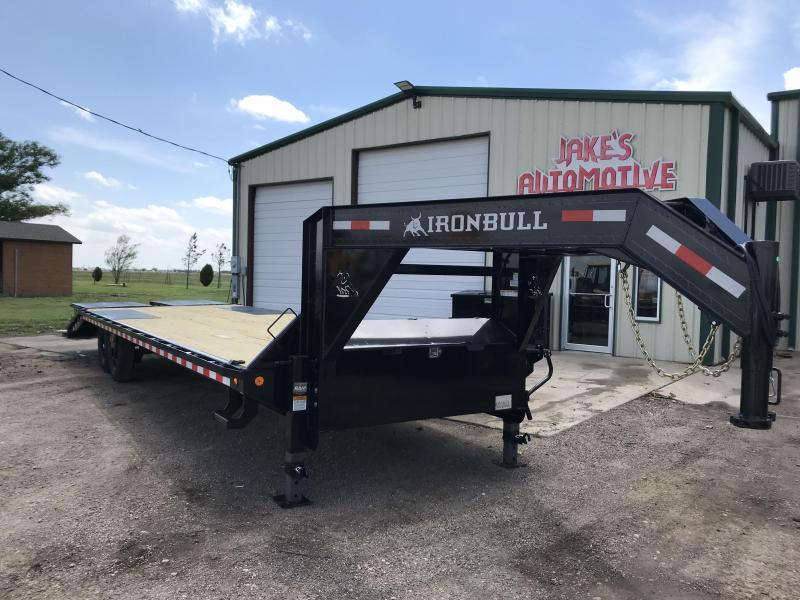 2021 Norstar IronBull Equipment Trailer