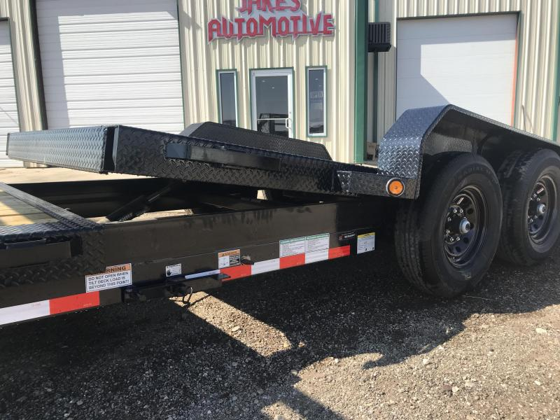 2021 Iron Bull TLG Equipment Trailer