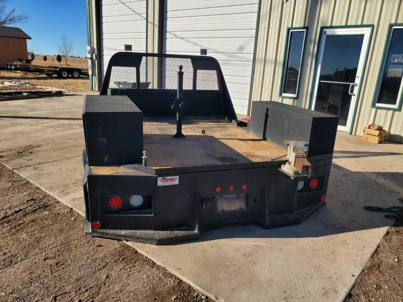 2019 Other Welding Bed Dually Flatbed Trailer