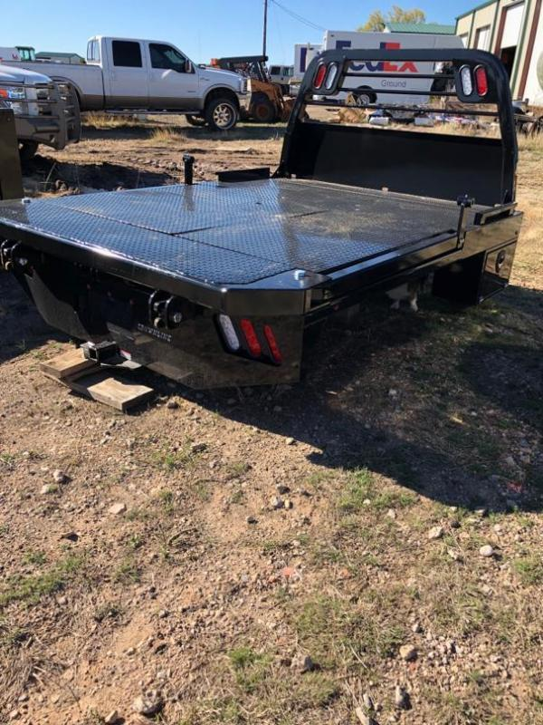 2020 Crownline (Hay Beds) Armbed Truck Bed