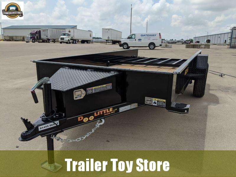 2020 DooLitttle Trailers 6612 SS Utility Trailer