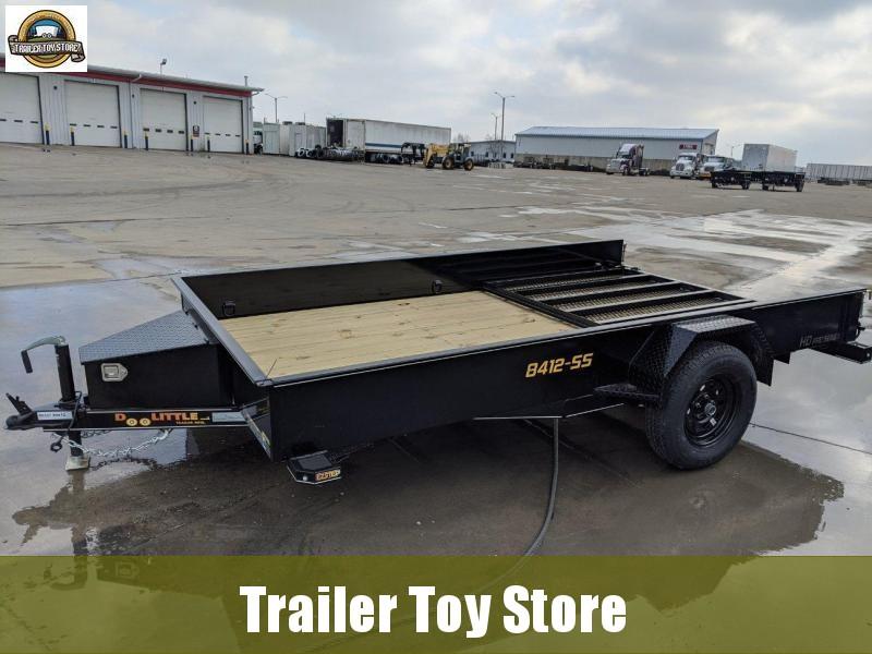 2021 DooLitttle Trailers 8412 SS Utility Trailer