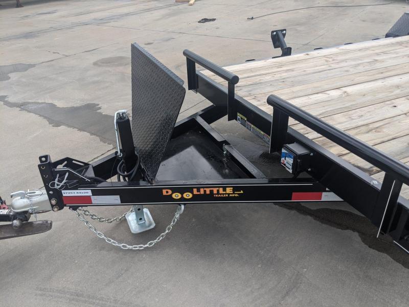2022 DooLitttle Trailers 8420 Xtreme Equipment Trailer
