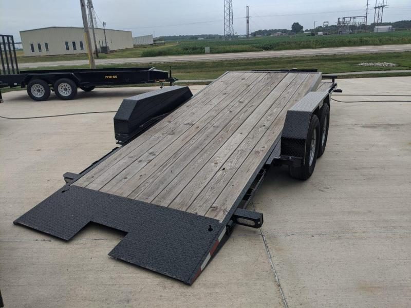 2020 DooLitttle Trailers 16+6 EZ Loader GT Equipment Trailer