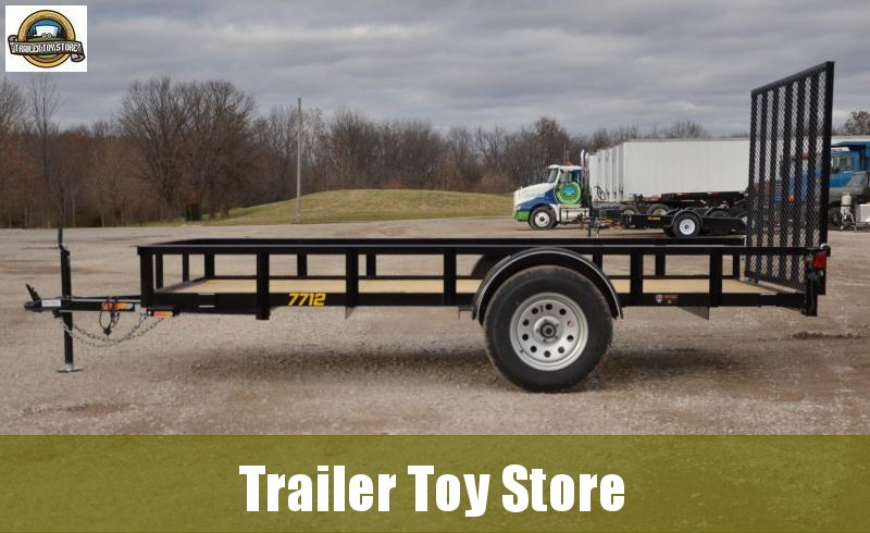 2019 Doolittle 7712 Rally Sport Trailer