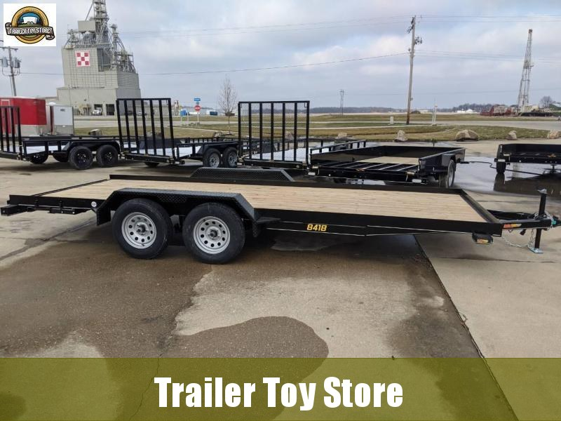 2021 DooLitttle Trailers 8418 RS Car / Racing Trailer