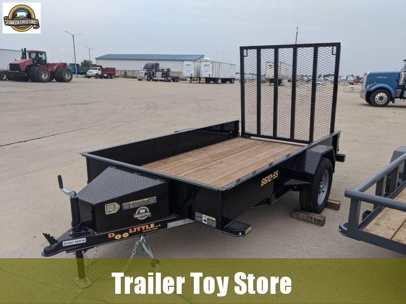 2020 DooLitttle Trailers 6610 SS Utility Trailer